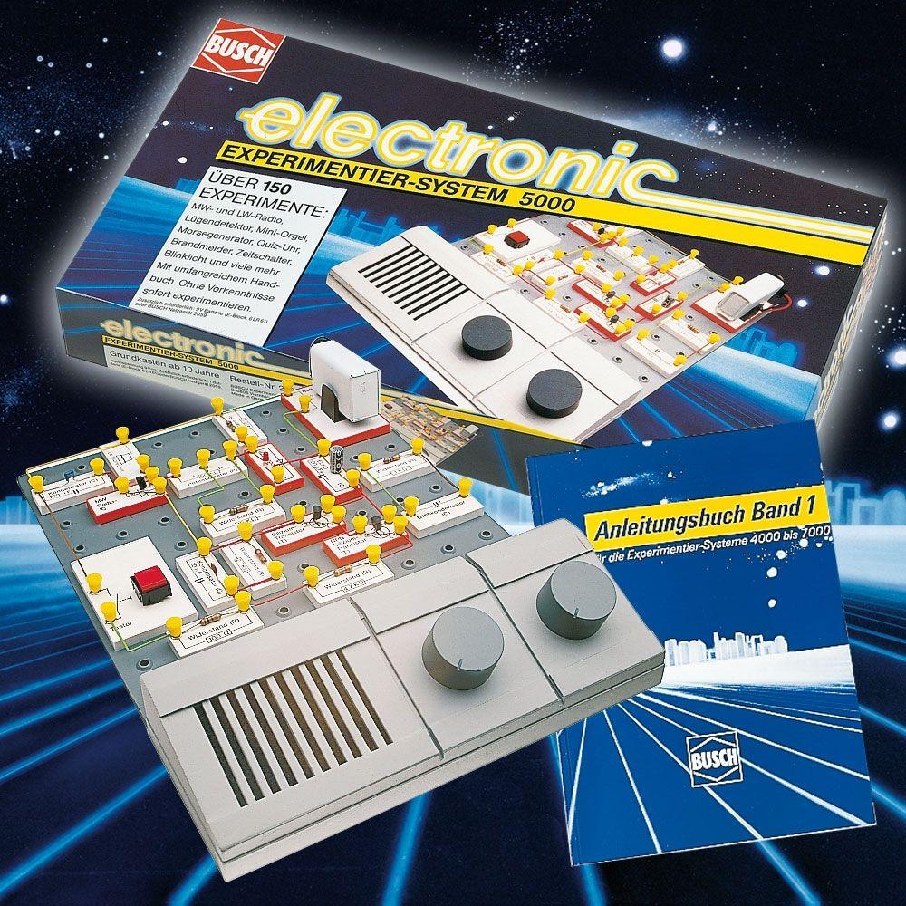 Elektronik Experimentier-System