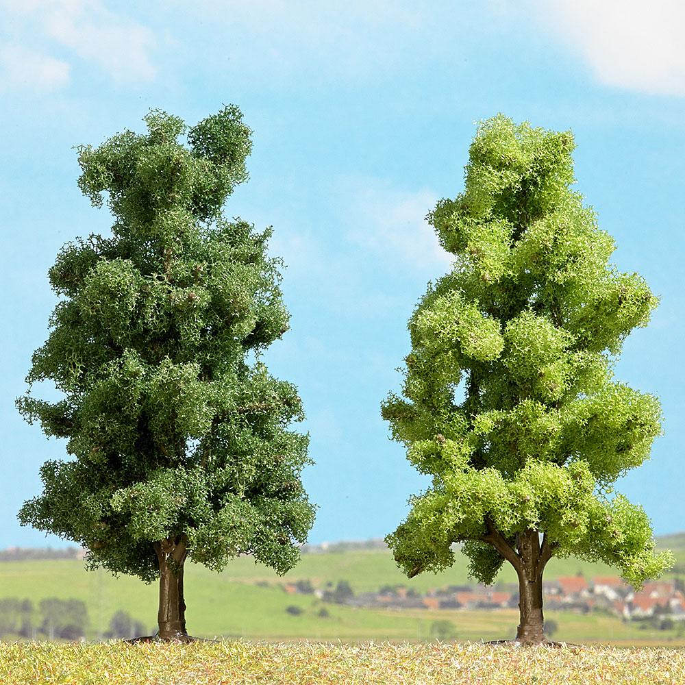 Busch modellbau automodelle spiel und bastelmaterial - Arbres a feuilles caduques ...